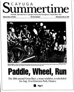 Syracuse Post Standard, May 25, 2005, Page 526