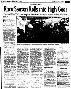 Syracuse Post Standard, May 25, 2005, Page 559
