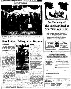 Syracuse Post Standard, May 25, 2005, Page 585