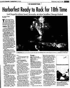 Syracuse Post Standard, May 25, 2005, Page 587