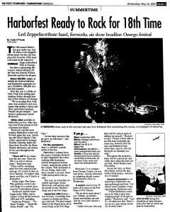 Syracuse Post Standard, May 25, 2005, Page 654