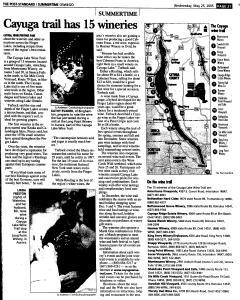Syracuse Post Standard, May 25, 2005, Page 672