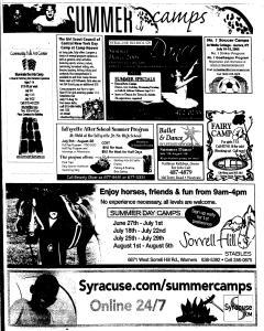 Syracuse Post Standard, May 25, 2005, Page 689