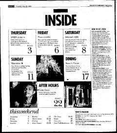 Syracuse Post Standard, May 26, 2005, Page 58