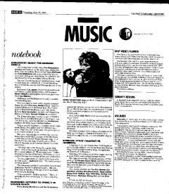 Syracuse Post Standard, May 26, 2005, Page 82
