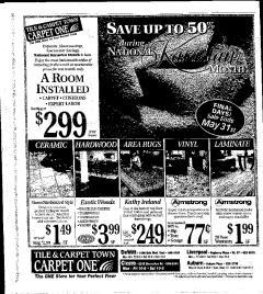 Syracuse Post Standard, May 26, 2005, Page 88