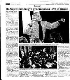 Syracuse Post Standard, May 26, 2005, Page 100
