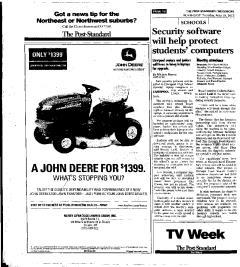 Syracuse Post Standard, May 26, 2005, Page 142