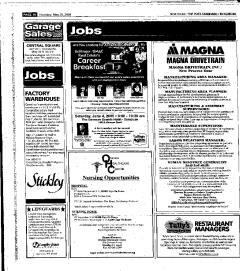 Syracuse Post Standard, May 26, 2005, Page 160