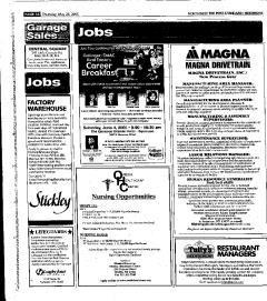 Syracuse Post Standard, May 26, 2005, Page 200