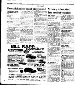 Syracuse Post Standard, May 26, 2005, Page 244