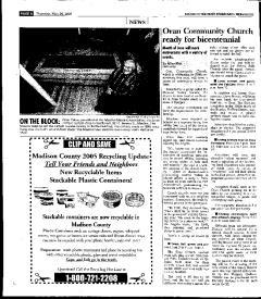 Syracuse Post Standard, May 26, 2005, Page 369