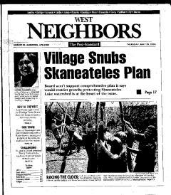 Syracuse Post Standard, May 26, 2005, Page 233