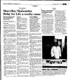 Syracuse Post Standard, May 26, 2005, Page 237