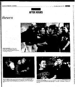Syracuse Post Standard, May 26, 2005, Page 81