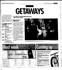 Syracuse Post Standard, May 26, 2005, Page 87