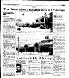 Syracuse Post Standard, May 26, 2005, Page 247