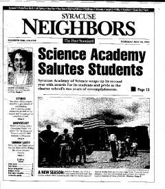 Syracuse Post Standard, May 26, 2005, Page 205