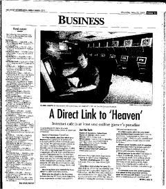 Syracuse Post Standard, May 26, 2005, Page 221