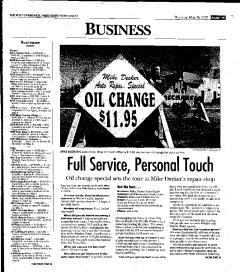 Syracuse Post Standard, May 26, 2005, Page 179