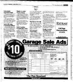 Syracuse Post Standard, May 26, 2005, Page 265