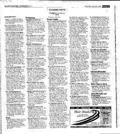 Syracuse Post Standard, May 26, 2005, Page 269