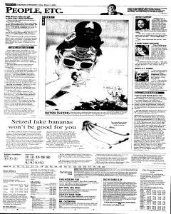 Syracuse Post Standard, May 27, 2005, Page 3