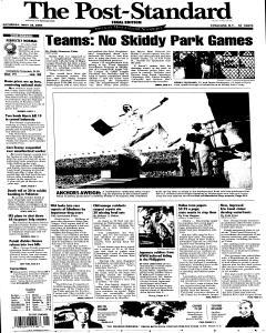 Syracuse Post Standard, May 28, 2005, Page 2