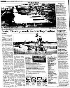 Syracuse Post Standard, May 29, 2005, Page 24
