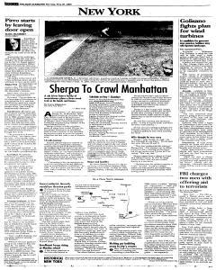 Syracuse Post Standard, May 30, 2005, Page 11