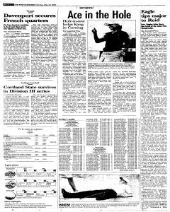 Syracuse Post Standard, May 30, 2005, Page 35