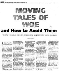 Syracuse Post Standard, May 30, 2005, Page 103