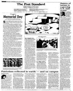 Syracuse Post Standard, May 30, 2005, Page 135