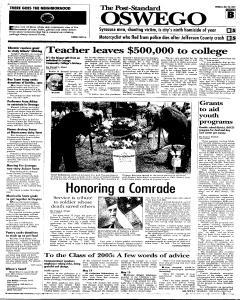Syracuse Post Standard, May 30, 2005, Page 205