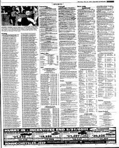 Syracuse Post Standard, May 30, 2005, Page 49