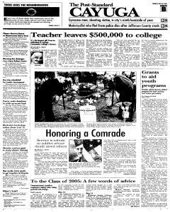 Syracuse Post Standard, May 30, 2005, Page 141