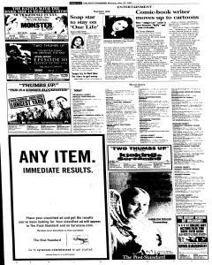 Syracuse Post Standard, May 30, 2005, Page 60