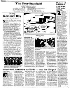 Syracuse Post Standard, May 30, 2005, Page 136