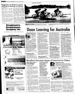 Syracuse Post Standard, May 30, 2005, Page 176