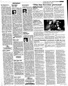 Syracuse Post Standard, May 30, 2005, Page 30