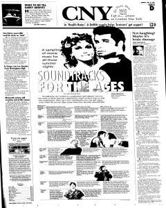 Syracuse Post Standard, May 30, 2005, Page 54