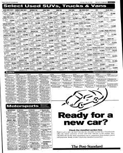 Syracuse Post Standard, May 30, 2005, Page 78