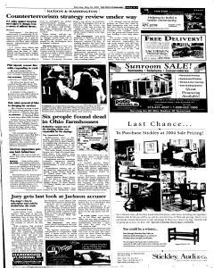 Syracuse Post Standard, May 30, 2005, Page 134