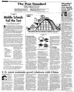 Syracuse Post Standard, May 31, 2005, Page 105