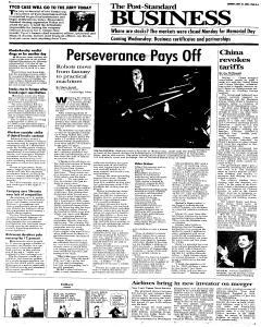 Syracuse Post Standard, May 31, 2005, Page 121