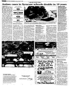 Syracuse Post Standard, May 31, 2005, Page 129
