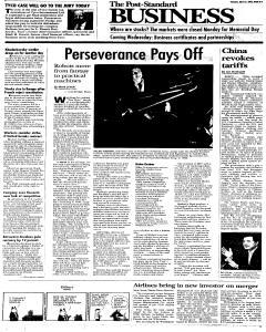 Syracuse Post Standard, May 31, 2005, Page 193