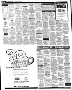 Syracuse Post Standard, May 31, 2005, Page 82