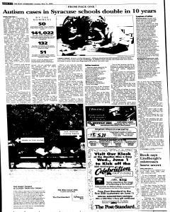 Syracuse Post Standard, May 31, 2005, Page 94