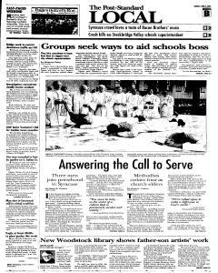 Syracuse Post Standard, June 05, 2005, Page 25